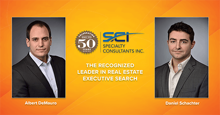 SCI Promotes DeMauro & Schachter