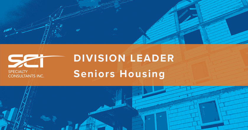 division leader seniors housing