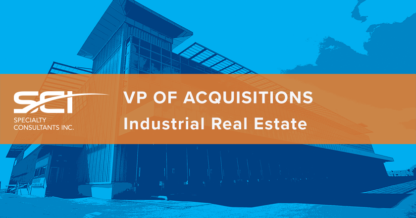 vp acquisitions search