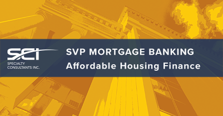 svp mortgage banking