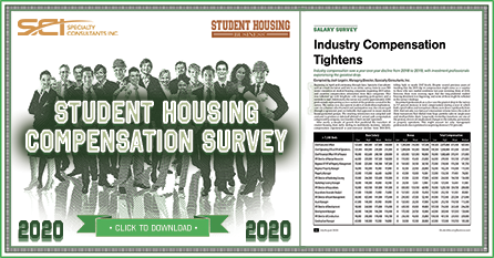 SCI student housing compensation survey
