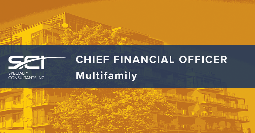 CFO multifamily
