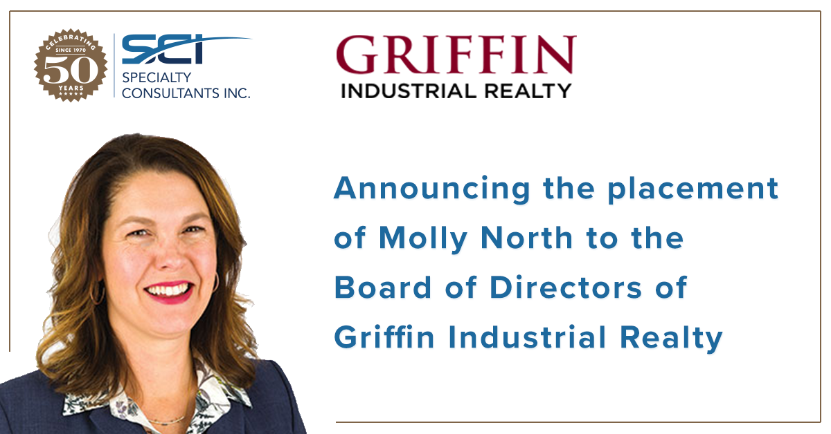 molly north griffin board