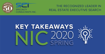 sci nic 2020 takeaways