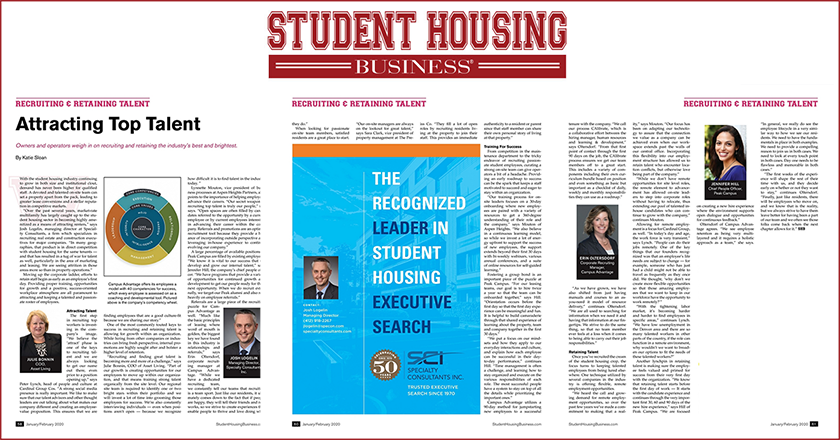 student housing business article